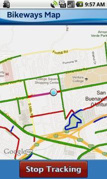 VCTC Bikeways Map poster