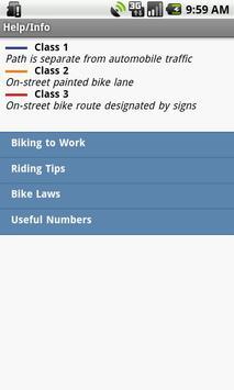VCTC Bikeways Map screenshot 2