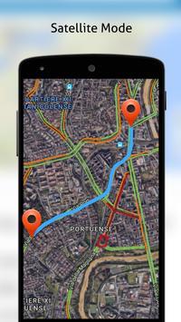 MAPS, GPS, Navigation & Route Finder screenshot 10