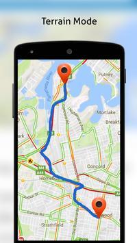 MAPS, GPS, Navigation & Route Finder screenshot 11
