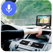 Free Maps Route & Navigation Voice GPS icon