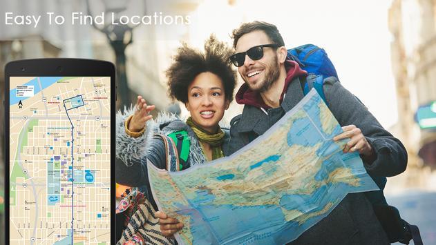 Free Maps Route & Navigation Voice GPS screenshot 7