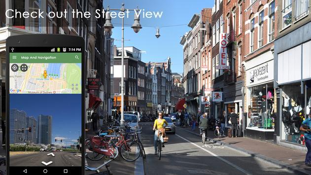 Free Maps Route & Navigation Voice GPS screenshot 11