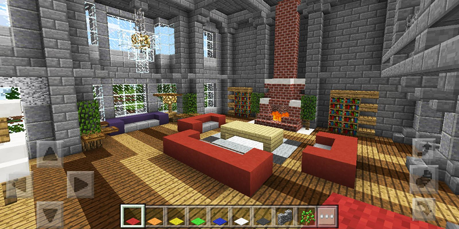 Maps Mansion For Minecraft PE For Android APK Download - Mapas para minecraft pe 0 15 1 en español