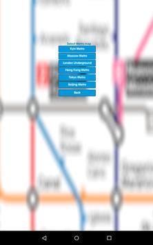 Maps Metro apk screenshot