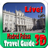 Madrid Palace Maps and Travel Guide icon