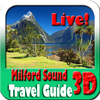 Milford Sound Maps and Travel Guide 아이콘