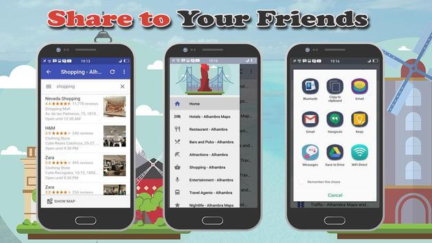 Moai Maps and Travel Guide screenshot 1