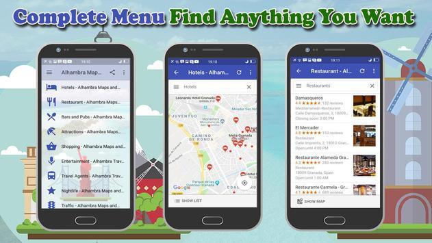 Moai Maps and Travel Guide screenshot 2