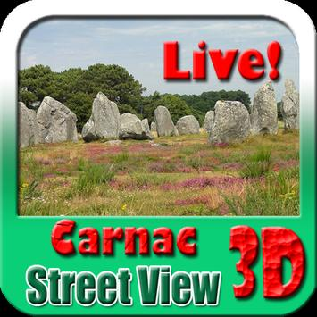 Carnac Maps and Travel Guide poster