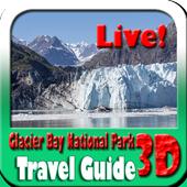 Glacier Bay National Park Travel Guide icon