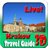 Krakow Wawel Cathedral Maps and Travel Guide icon
