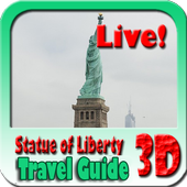 Statue Of Liberty Maps and Travel Guide icon