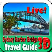 Sydney Harbor Bridge Maps and Travel Guide icon