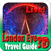 London Eye Maps and Travel Guide icon