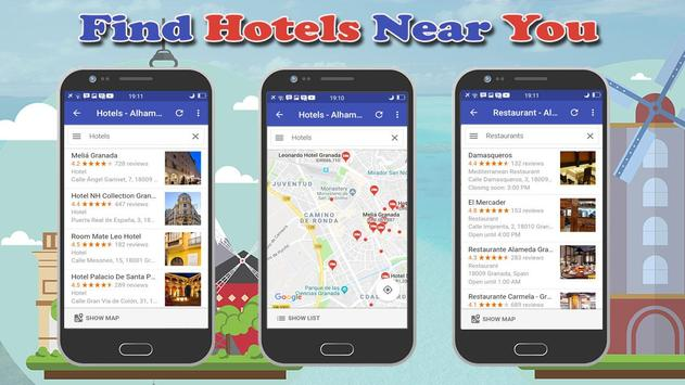 London Eye Maps and Travel Guide screenshot 7