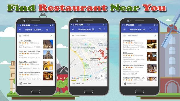 London Eye Maps and Travel Guide screenshot 1