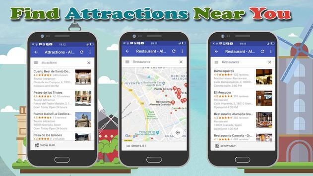 London Eye Maps and Travel Guide screenshot 2