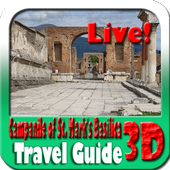 Pompeii Maps and Travel Guide icon