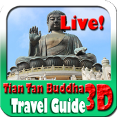 Tian Tan Buddha Maps and Travel Guide icon