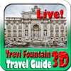 Trevi Fountain Maps and Travel Guide simgesi