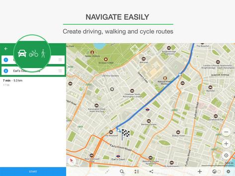 MAPS.ME – Map with Navigation and Directions apk screenshot