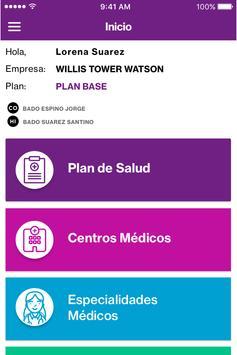 WTW SALUD – PERU poster