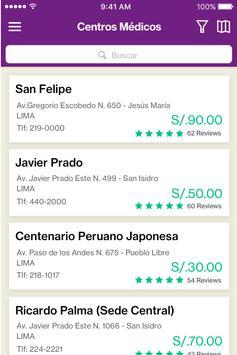 WTW SALUD – PERU screenshot 2