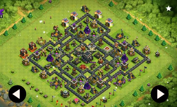 New Maps clash of clans 2017 poster