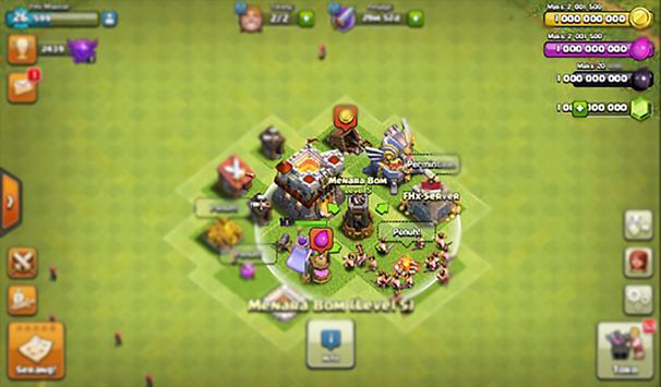 New Maps clash of clans 2017 screenshot 1