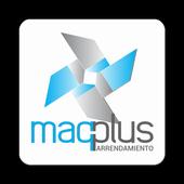 MaqPlus Arrendamiento icon