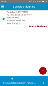 MaqPlus Arrendamiento screenshot 2