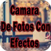 Cámara de Fotos con Efectos Especiales icon