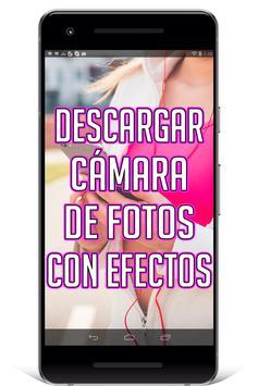 Cámara de Fotos con Efectos Especiales screenshot 7