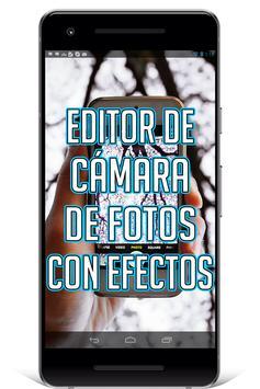 Cámara de Fotos con Efectos Especiales screenshot 8