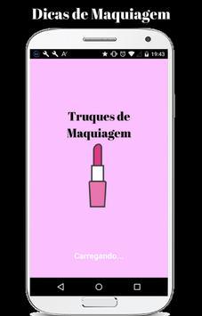 Dicas de Maquiagem screenshot 1
