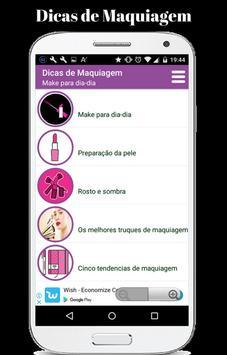 Dicas de Maquiagem screenshot 2