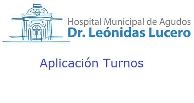 Turnos Hospital Municipal poster