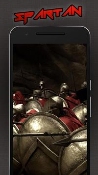 Spartan Wallpaper apk screenshot