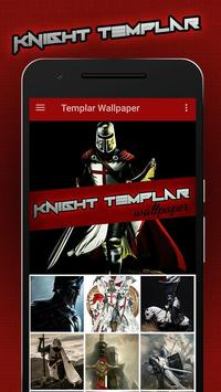 Templar Wallpaper poster