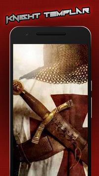 Templar Wallpaper apk screenshot