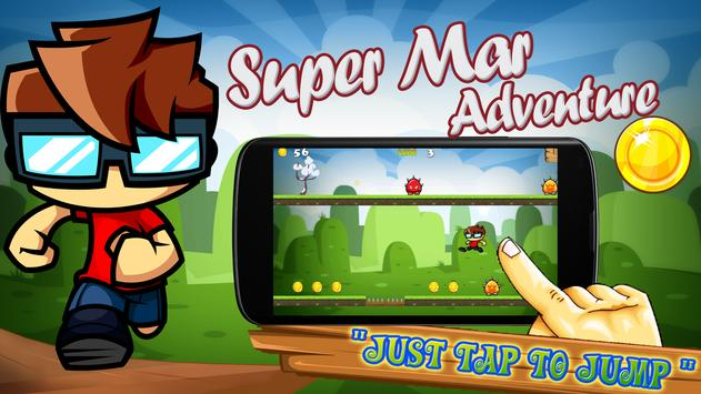Super Mar Adventure poster