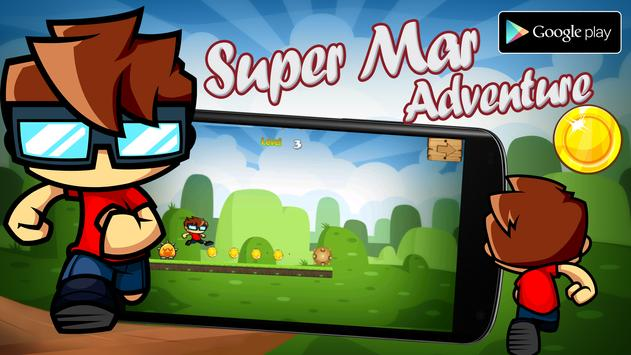Super Mar Adventure screenshot 1