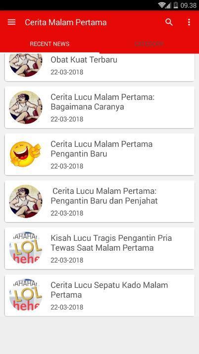 Cerita Lucu Malam Pertama for Android - APK Download