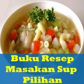 Buku Resep Masakan Sup Pilihan icon