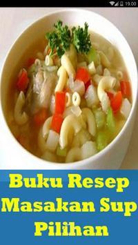Buku Resep Masakan Sup Pilihan poster