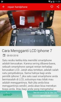 Cara Ganti LCD ALL Handpone screenshot 6