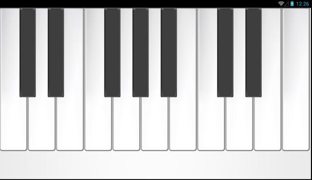 Play Piano apk screenshot