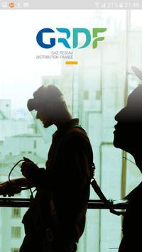GRDF / Marmelade poster