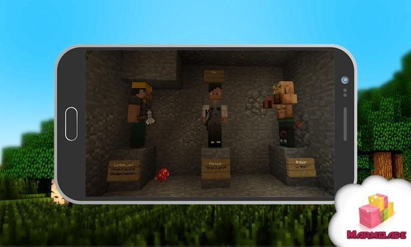 Classic Hunger Games in Minecraft for Android - APK Download